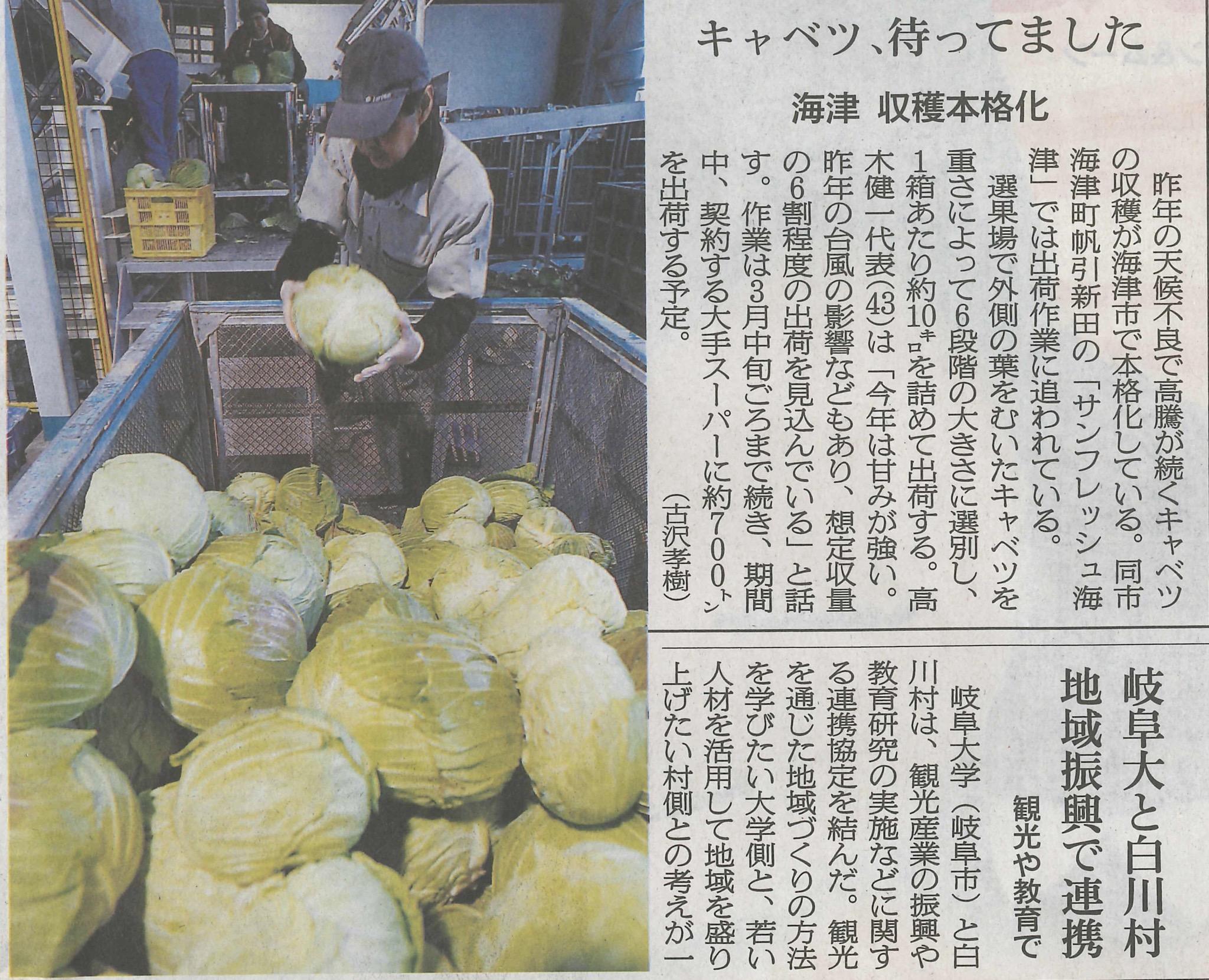 朝日新聞に記事が掲載されました。